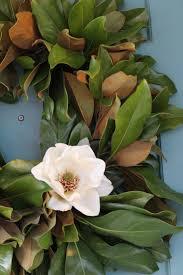 magnolia wreath like the one on fixer lasso the moon
