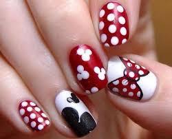 best 20 mickey mouse nail art ideas on pinterest disney nail