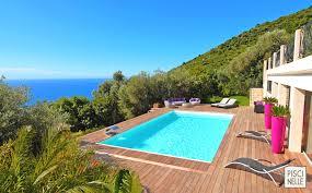 plage de piscine plage piscine sans margelle 2 terrasse bois piscine waterair