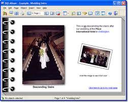 wedding album software diji album editor