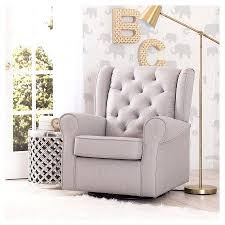 nursery glider recliner chair s s white nursery glider rocking
