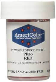 americolor powder food color 3gm black kitchen u0026 dining