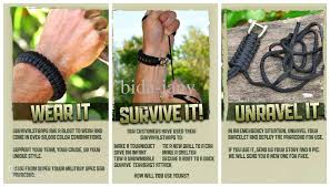 bracelet paracord survival images 1lot 550 paracord survival bracelet paracord bracelet survival jpg