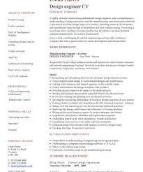 design engineer resume example design engineer resume samples