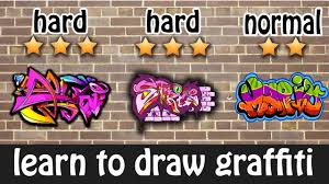 learn graffiti learn to draw graffiti pro for android learn to draw