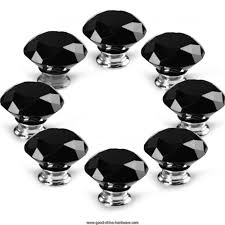Decorative Kitchen Cabinet Knobs by 8pcs 50mm Crystal Glass Door Knob Handles Screws For Room