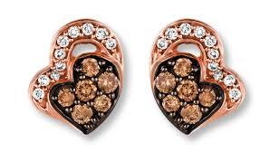 kay jewelers chocolate diamonds a guide for valentine u0027s day gifts fine magazine february 2017