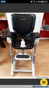 chaise haute b b confort keyo chaise haute bebe confort keyo a vendre 2ememain be