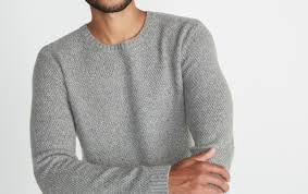 crosby crewneck sweater marine layer