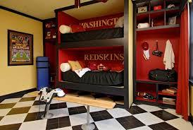 Locker Room Bedroom Ideas Top  Best Sports Locker Ideas On - Football bedroom designs