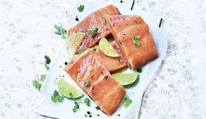 comment cuisiner du saumon surgelé 4 pavés de saumon kéta du pacifique msc surgelés les poissons