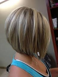 medium length stacked hair cuts photo gallery of medium length inverted bob hairstyles for fine