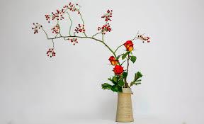 how to make space color space ikebana with fresh flowers video u2022 ikebana beautiful