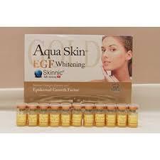 aqua skin egf gold aqua skin egf whitening gold swiss เคร องสำอางเค าน เตอร