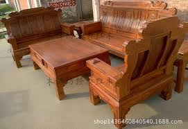 Wood Living Room Chair Solid Wood Living Room Furniture Brilliant On Throughout Home 0