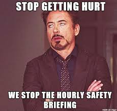 Hurt Meme - rdj stop getting hurt meme on imgur