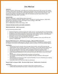 resumes for teacher teaching resumes for new teachers resume and