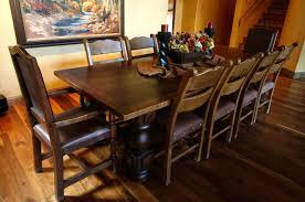 Spanish Colonial Dining Room Honeysuckle Life Dining Room - Colonial dining room furniture