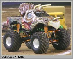 monster jam monster trucks monster truck picture jurrasic attack monster truck mighty