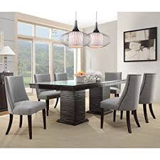 pedestal dining room table brilliant decoration rustic sideboard