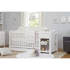 Baby Cribs 4 In 1 With Changing Table Crib U0026 Changing Table Combo