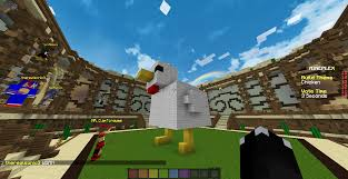mlg chickens in master builder