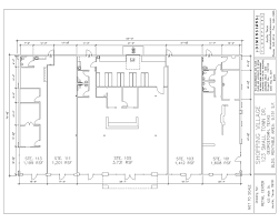 as built floor plans