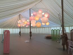 Chinese Lanterns String Lights by Paper Lanterns With A Twist Paper Lantern Chandeliers At Goodwood