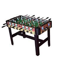 amazon com foosball table amazon com sportcraft 48 football foosball table game sports