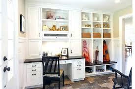 Small Built In Desk Kitchen Desks Built In Built In Desk Transitional Kitchen Desks