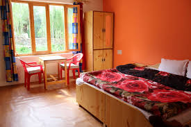 deluxe double room attached bathroom u2013 tsetan guest house