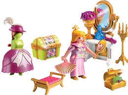 amazon com playmobil royal dressing room toys u0026 games