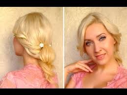 hair styles to cover cute everyday updo tutorial hairstyle for long hair that cover