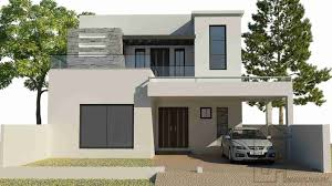 Home Front View Design Pictures In Pakistan 10 Marla House Design Gharplans Pk