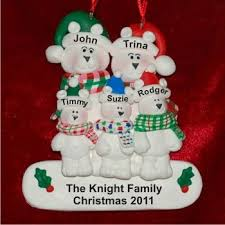Personalized Christmas Ornaments Baby 145 Best Family Ornaments Images On Pinterest Family Christmas