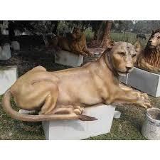 lioness sculpture fiberglass lioness statue fiberglass animal statues plutus