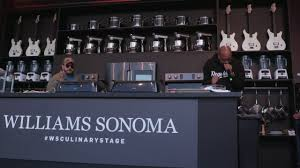 adam richman and warren g rap together on the williams sonoma