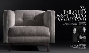 Madison Upholstery Madison Fabric Sofa Collection Rh