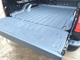 nissan frontier bed liner how to install weathertech techliner tailgate mat youtube
