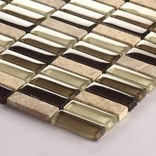 tile backsplash kitchen design 605 crystal glass u0026 stone blend