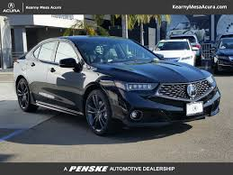 Acura Tlx Spec New 2018 Acura Tlx 3 5 V 6 9 At P Aws With A Spec Sedan In San