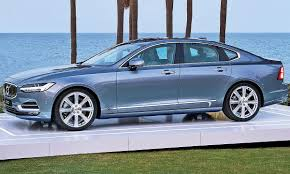 lexus usa executives volvo targets 15 000 annual u s sales of s90 flagship