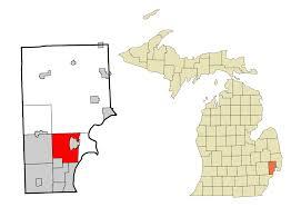 M 52 Michigan Highway Wikipedia by Clinton Township Macomb County Michigan Wikipedia