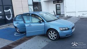 volvo s40 2005 sedan 1 6l petrol manual for sale nicosia
