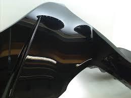 honda fes 125 silver wing 2008 fairing front 64301 krj 7400