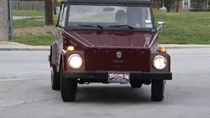 volkswagen thing 4x4 1973 volkswagen vw type 181 thing classic car youtube