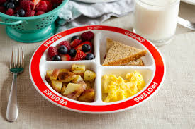 creating a balanced meal with choose myplate healthy ideas for kids