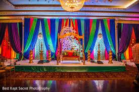 pre wedding decor in ontario canada indian wedding by best kept