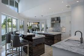 wire brushed carbon oak tags cool ideas of masculine kitchen