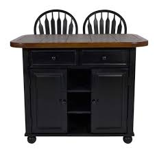 kitchen island carts with seating captivating kitchen island carts with seating also black wooden